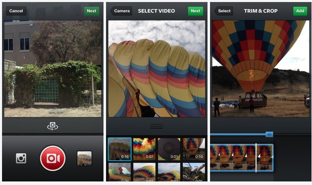 Video Import in Instagram