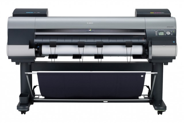 Canon imagePROGRAF large format IPF8400S printer