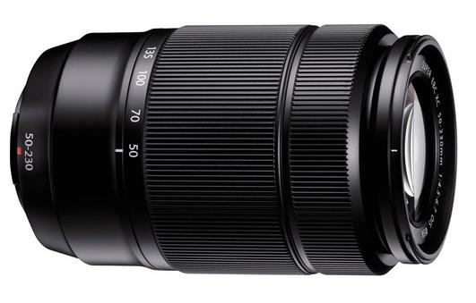 Fuji 50-230mm