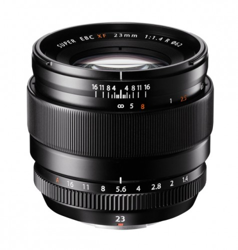 Fuji XF 23mm