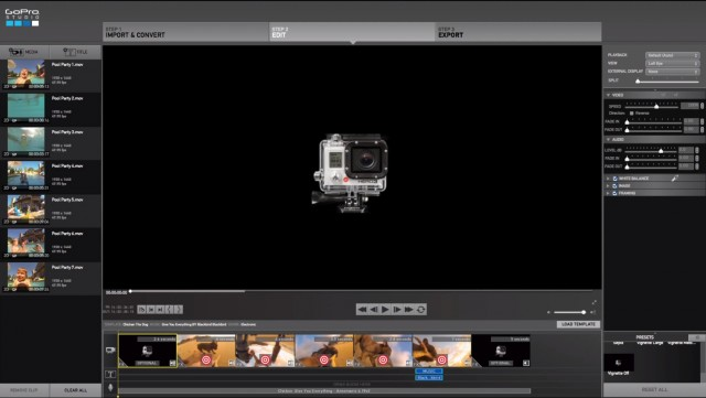 Gopro studio 2 0 now available for How to use gopro studio templates