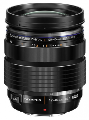 Olympus 12-40mm Micro Four Thirds Lens