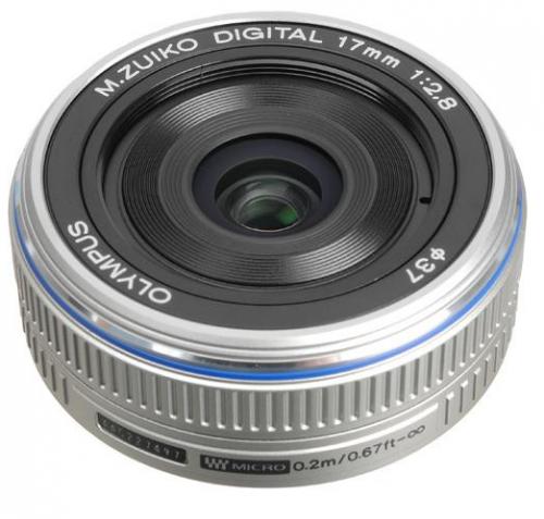 Olympus 17mm Lens