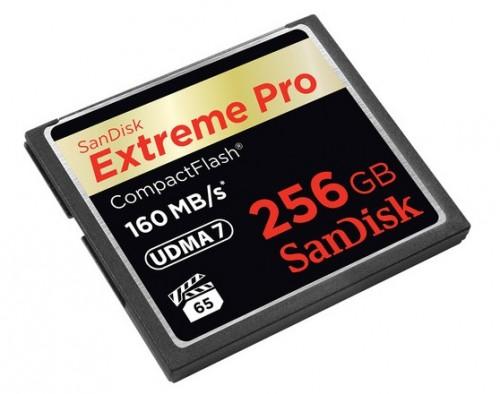 SanDisk Extreme Pro 256GB CF
