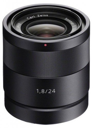Sony E-Mount Zeiss 24mm Lens