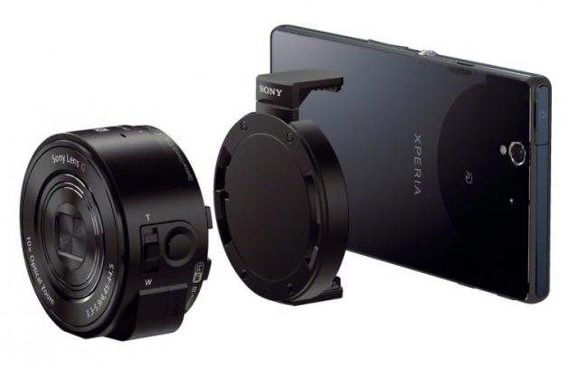 Sony QX10 Smartphone Lens