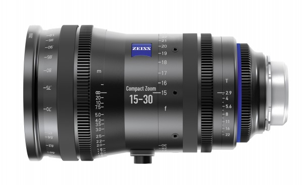 Zeiss 15-30mm Compact Zoom Lens