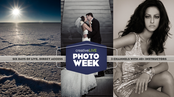 creativeLIVE Photo Week