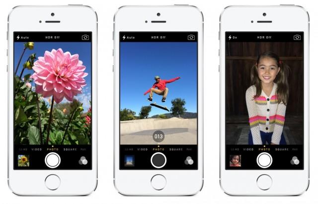 iPhone 5s camera 1