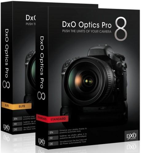 DxO Optics Pro 8