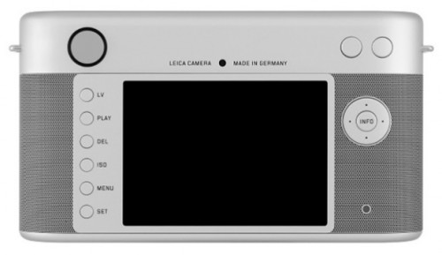 Leica M Jony Ive Back