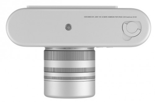 Leica M Jony Ive Bottom