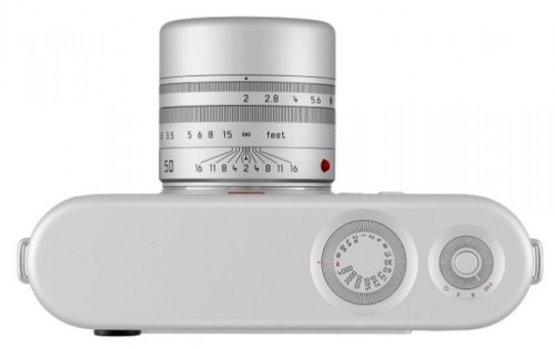 Leica M Jony Ive Top