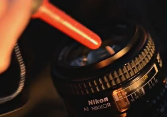 Nikon 50mm Retro