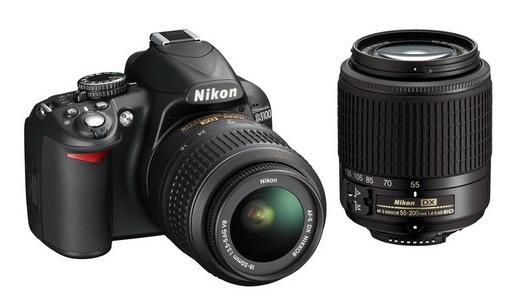 Nikon D3100 2 Lens Kit
