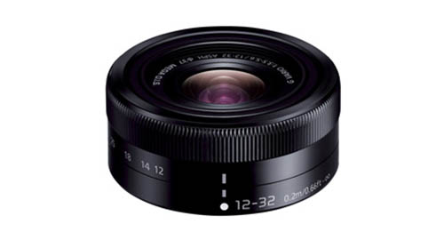Panasonic 12-32mm Lens