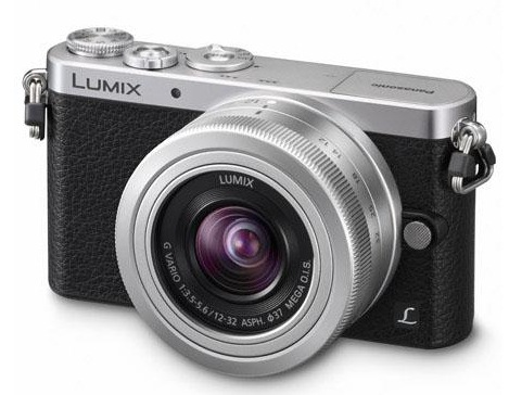 Panasonic Lumix GM1 Angle