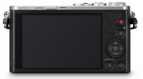 Panasonic Lumix GM1 Back