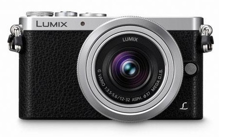 Panasonic Lumix GM1 Front