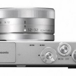 Panasonic Lumix GM1 Top