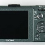 Ricoh GR Limited Edition Back
