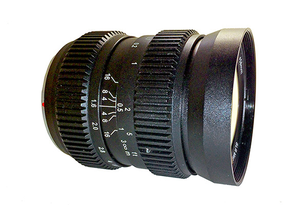 SLR Magic 12mm CINE Lens