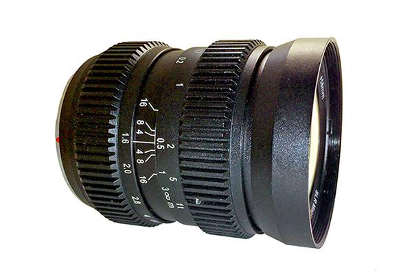 SLR Magic 12mm CINE Lens