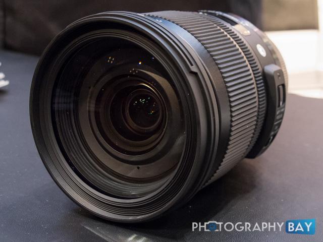 Sigma 24-105mm f4-3