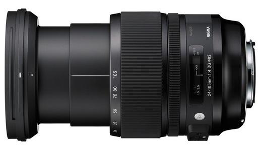 Sigma 24-105mm f4 DG OS HSM 2