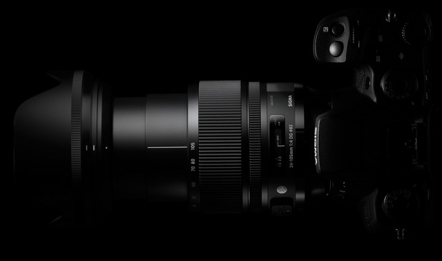 Sigma 24-105mm f4 DG OS HSM Lens5