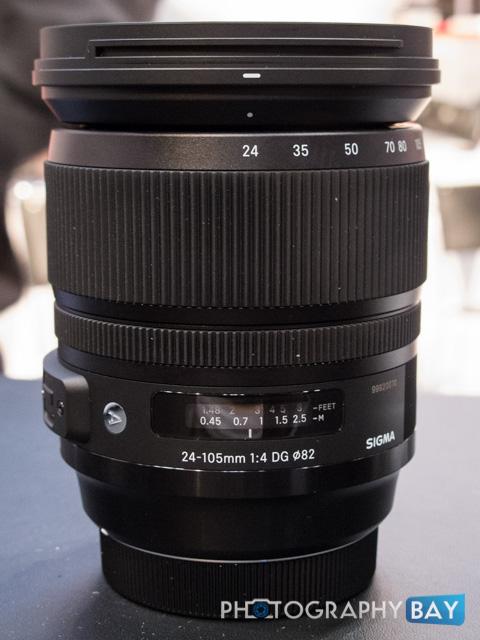 Sigma 24-105mm f4