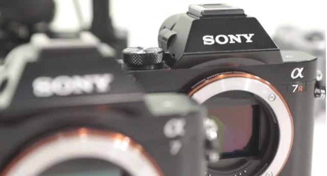 Sony NEX Branding Gone