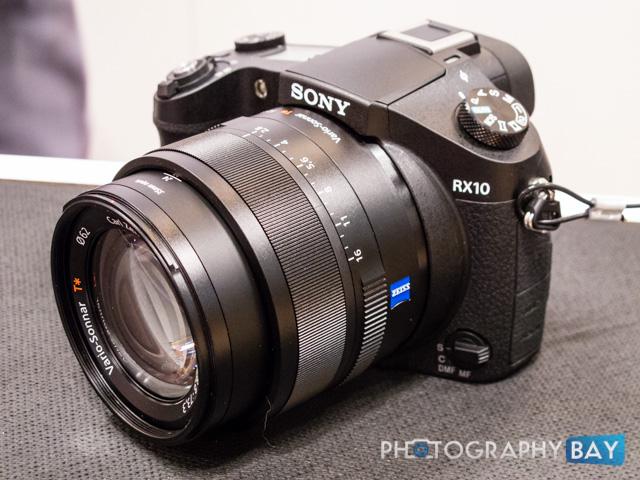Sony RX10-3