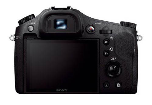 Sony RX10 Back