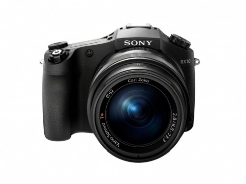 Sony RX10 Front