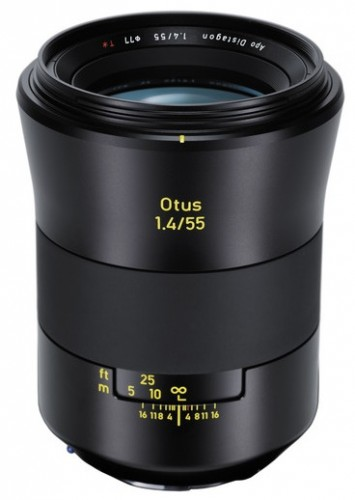 Zeiss 55mm F1.4 Otus Distagon 2