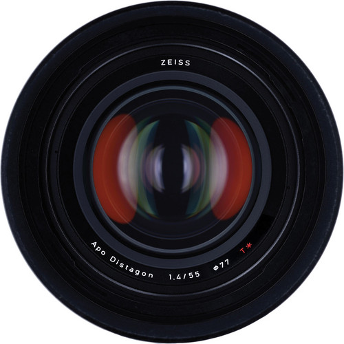 Zeiss 55mm F1.4 Otus Distagon 5