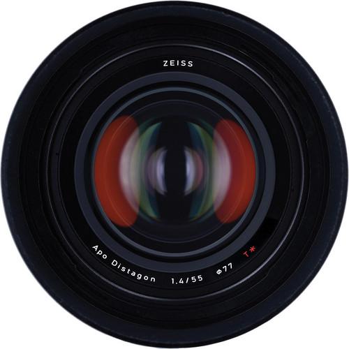Zeiss 55mm F1.4 Otus Distagon 5
