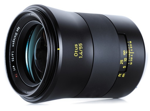 Zeiss 55mm F1.4 Otus Distagon