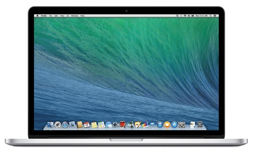 MacBook Pro with Retina