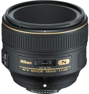 Nikon 58mm