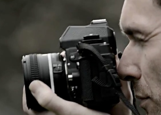 Nikon DF Teaser 3