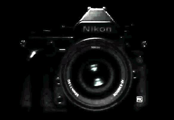 Nikon DF Teaser