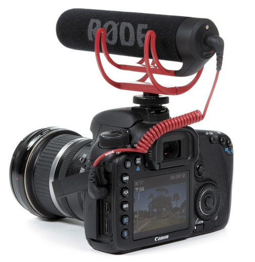 Rode VideoMic Go 2