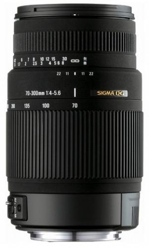 Sigma 70-300mm Lens