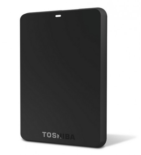 Toshiba Canvio 500GB Hard Drive