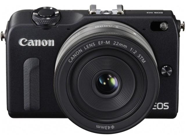 Canon EOS M2 Black