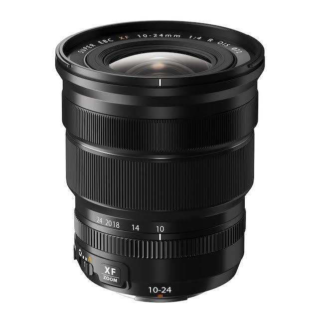 Fuji XF 10-24mm f4 R OIS Lens