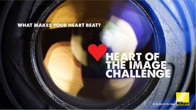 Nikon Heart of the Image Challenge