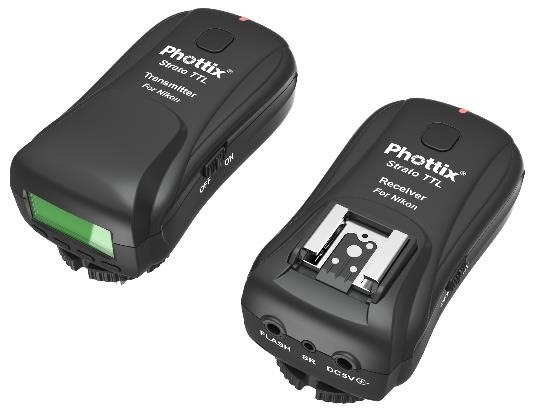 Phottix Strato TTL Flash Trigger for Nikon Now Available